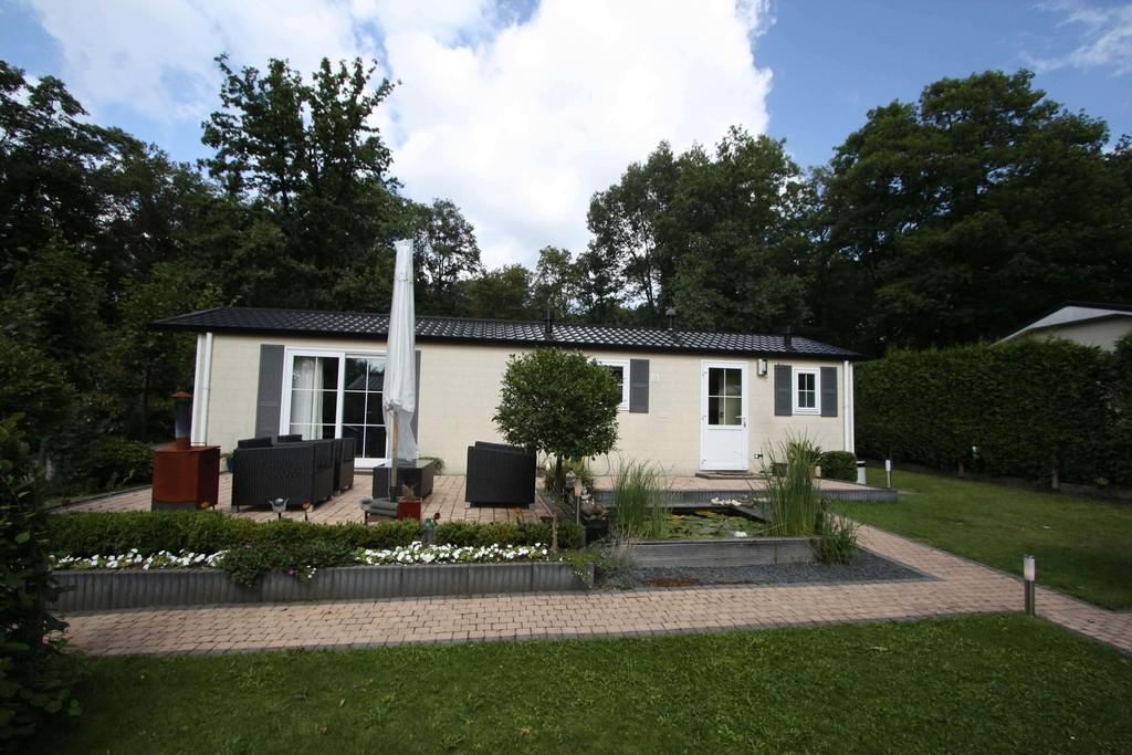 Chalet op vakantiepark de Wielerbaan in Wageningen