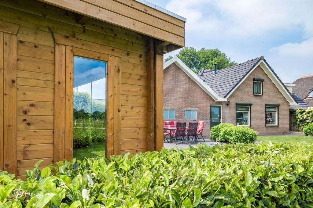 Emst Veluwe luxe huisje met sauna