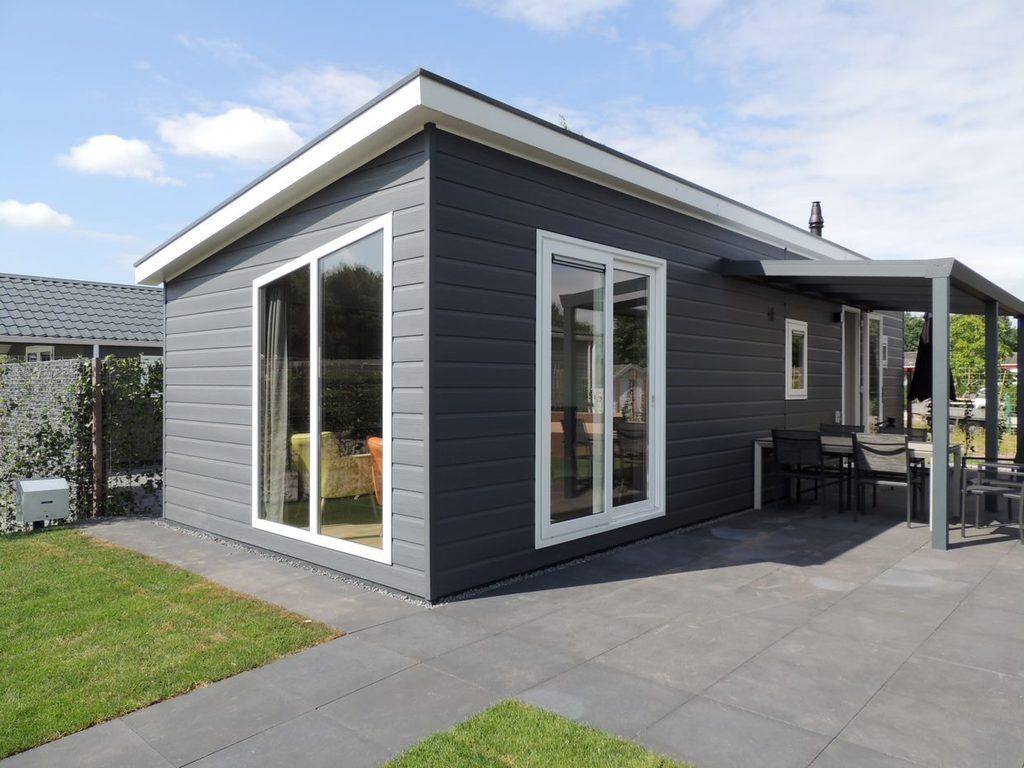 Modern 6-persoons vakantiehuis op park in Voorthuizen