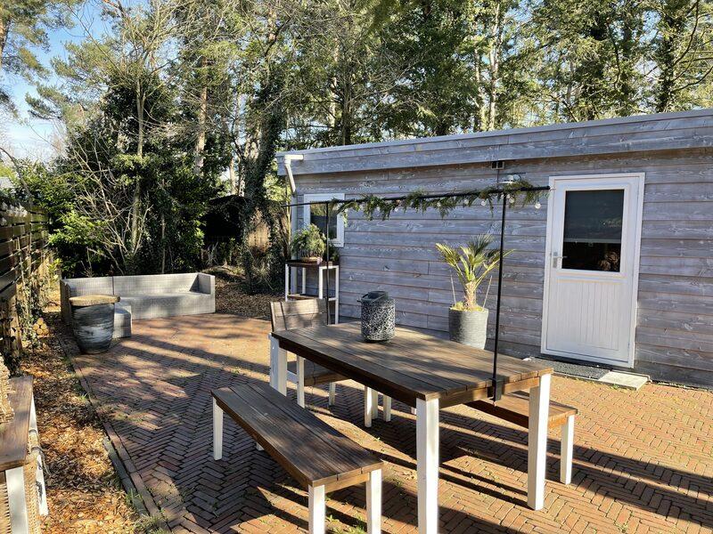 Sfeervol vakantiehuis voor 5 personen op park in Hattemerbroek