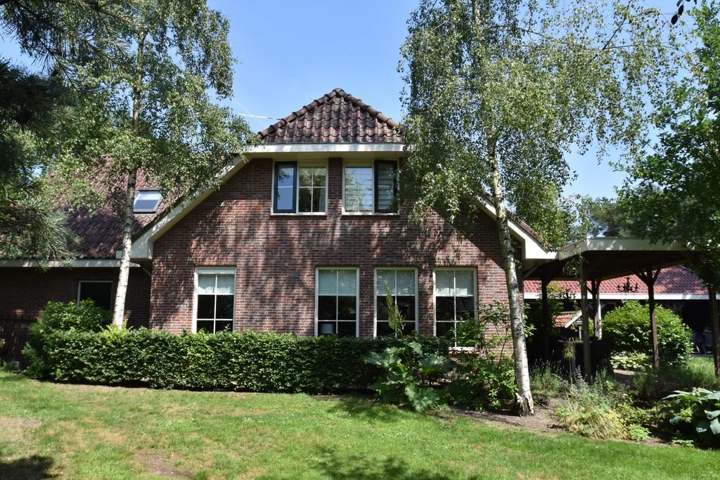 Familiehuis op recreatiepark Uddelermeer in Uddel