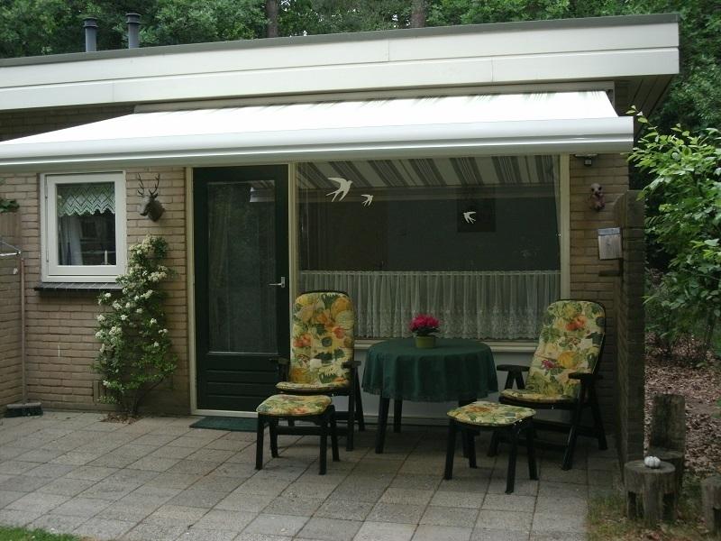 Knus 2 persoons vakantiehuisje in Otterlo Veluwe