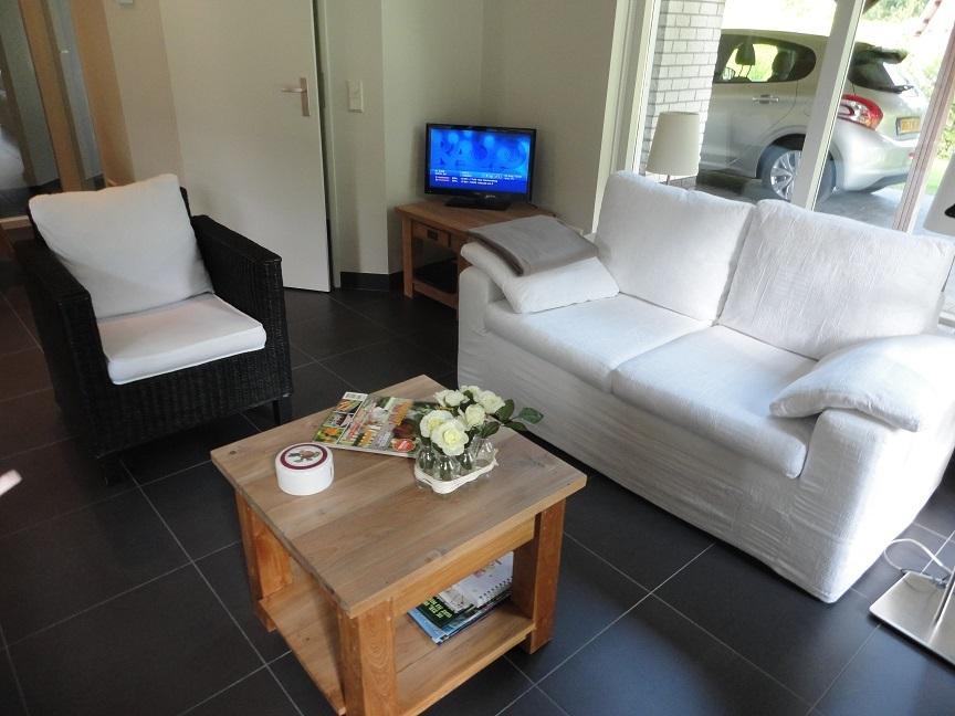 Luxe 4 persoons vakantiehuis in Garderen