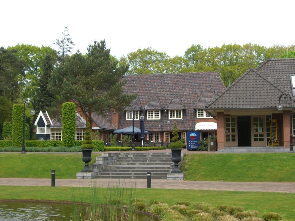 Business class villa in Lunteren met wellness faciliteiten