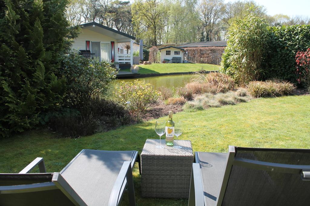 Vakantiehuis op park Sophia Hoeve in Voorthuizen, met Airco