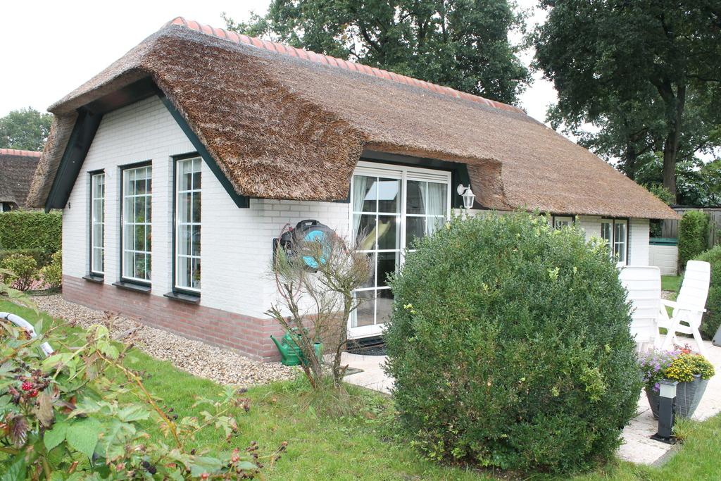 Vakantiehuisje in Ermelo op het Veluws Hofje