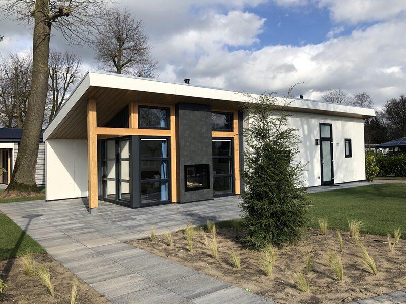 Luxe villa voor 4 personen op vakantiepark in Voorthuizen