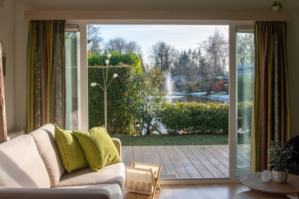 Voorthuizen Sophia Hoeve 4-persoons vakantiehuis met veranda