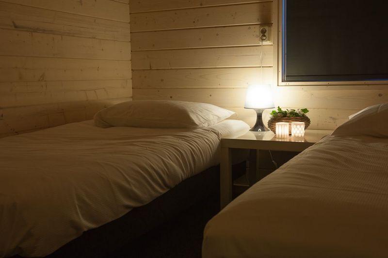 Wellness bungalows met spa in Uddel Veluwe